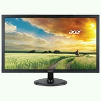 "Acer 20.7"" 60Hz 5ms TN LED Monitor Vaughan, L6A 3K1"