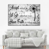 Farmhouse Wall Art Canvas (Free SHipping) Orlando