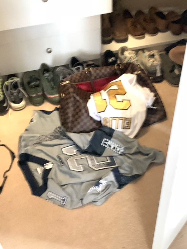 Used Real Jerseys for sale in Mansfield - letgo 6a21628e9