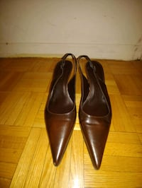 Brown ALDO High Heels.