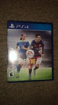 PS4 Fifa 16 game case Kissimmee, 34741