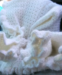 Baby Knitted Blanket & Baby Girl Clothes Las Vegas
