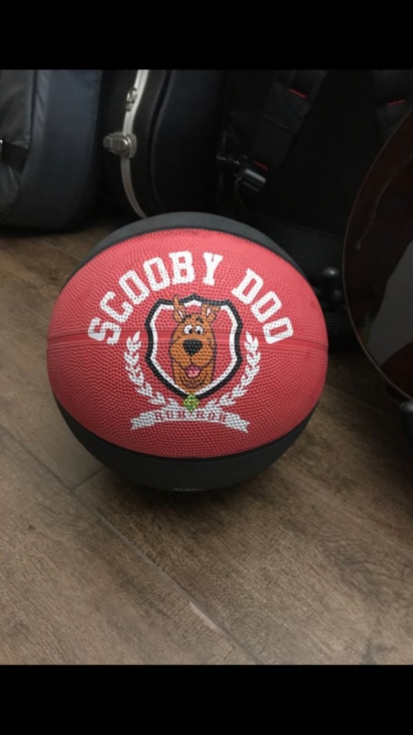 Used Scooby Doo Basketball For Sale In Hollywood Letgo