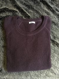 TNA burgundy sweater size small Delta, V4C 5H8