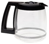 Cuisinart DCC-1200PRCC 12-Cup Glass Replacement Carafe Toronto