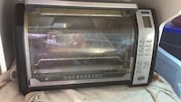 Black and gray toaster oven Kelowna, V1X 2J5