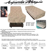 electric adjustable bed Mississauga, L5H 4A4