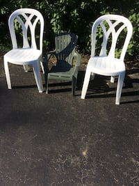 white wooden windsor rocking chair Albany