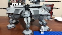 lego star wars republic at-te perfect condition 100% complete Citrus Heights, 95621