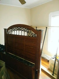 brown wooden dresser with mirror New Bedford, 02740