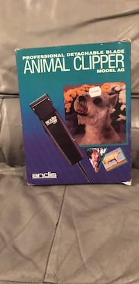 Professional animal clippers Halifax, B3T 2G4