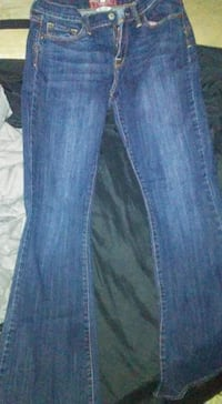 Womens lucky brand jeans  Anderson