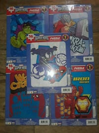 Marvel kids puzzles Avengers for any ages Yonkers