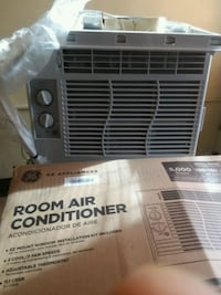 white window type air conditioner Queens, 11102
