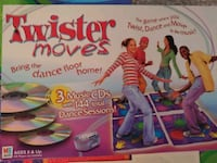 Twister Moves Game Welland