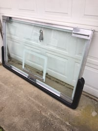 stainless steel frame clear glass window shutter Red Bank, 07701