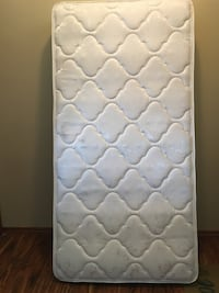 white and gray floral mattress Spencer, 73084
