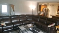 Large 7 piece sectional Fort Saskatchewan, T8L 4M7