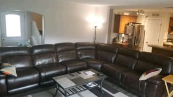 Large 7 piece sectional