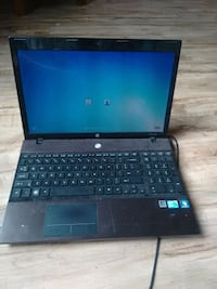 black and gray HP laptop Red Deer, T4N 6E2