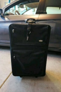 black and gray luggage bag Eagle Point, 97524