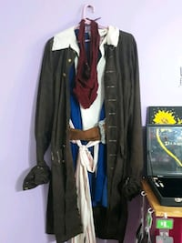 Pirate's of the Caribbean costume  York, 29745