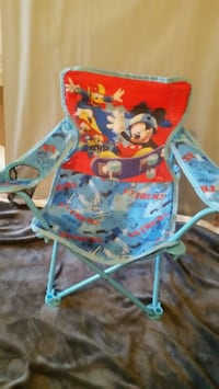 Mickey Mouse Kid's Folding Chair  Clovis, 93611