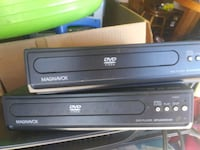 black and gray Sony DVD player Moreno Valley, 92553