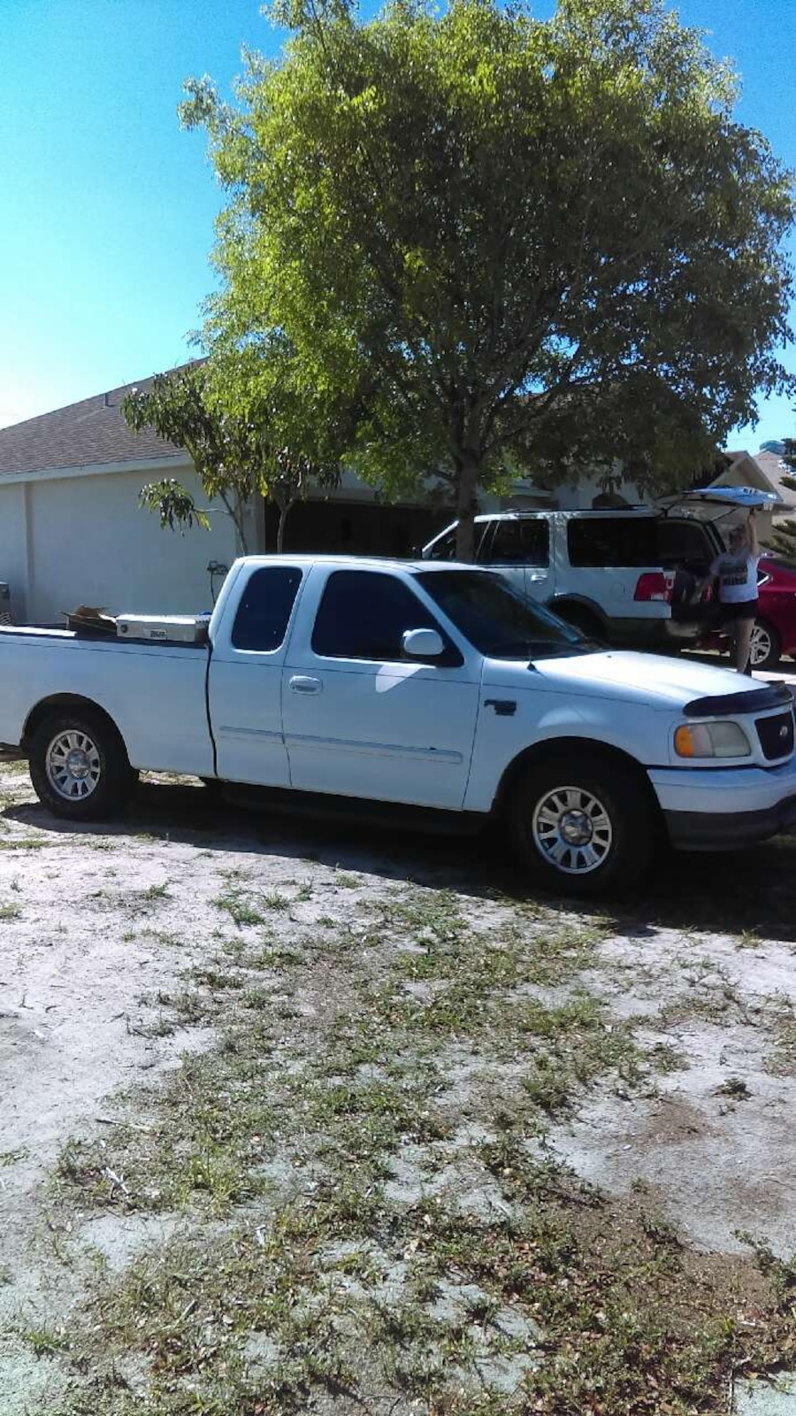 used 2002 ford f150 extended cab in port st lucie. Black Bedroom Furniture Sets. Home Design Ideas