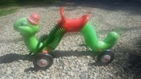 Radio Flyer Inchworm 376 mi