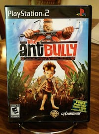 PS2 ANT BULLY Summerfield, 34491