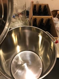 MOVING SALE!! Beer making equipment / homebrew supplies Lopatcong, 08865