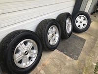 Rims and tires  West Columbia, 29169