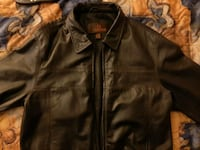 Daniel leather  ..men's mint condition worn three times London