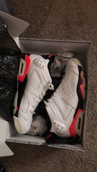 Jordan 6 infrared low sz10.5 Woodbridge, 22191