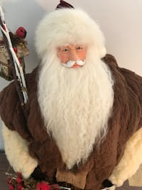 """Santa Claus - Handcrafted 21"""" Long Branch, 07740"""