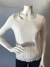 White lace top 287 mi