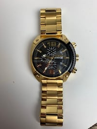 Diesel Gold Watch Coquitlam, V3C