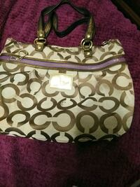 Coach tote Independence, 64055