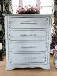 Gorgeous wood dresser,  RUSTIC style