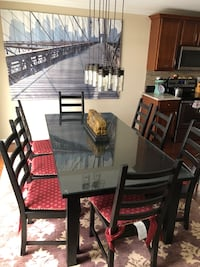 12 chair Dining Room Set Rosedale, 21237