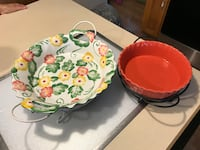 Oven safe baking dishes with carrying baskets Greencastle, 17225