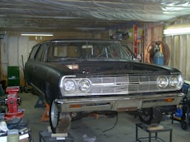 1965 Chevelle 4dr Wagon