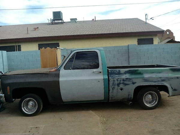 79 Chevy Truck >> Used 350 Chevy Motor 150 00 79 Chevy Truck 2 500 For Sale Letgo