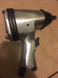 New 1/2  Air High Impact Wrench