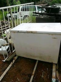white and gray metal tool cabinet Danielsville, 30633