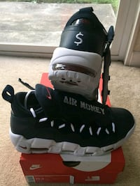 Nike air money Obsidian size 10.5