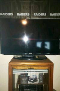 black Samsung flat screen TV Killeen, 76541