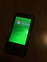 Samsung Omnia Windows mobile. NO CHARGER!!!!