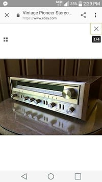 Looking for stereo receiver North Augusta